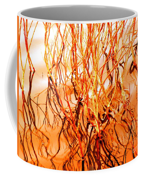 Water Coffee Mug featuring the photograph Analyze by Sybil Staples