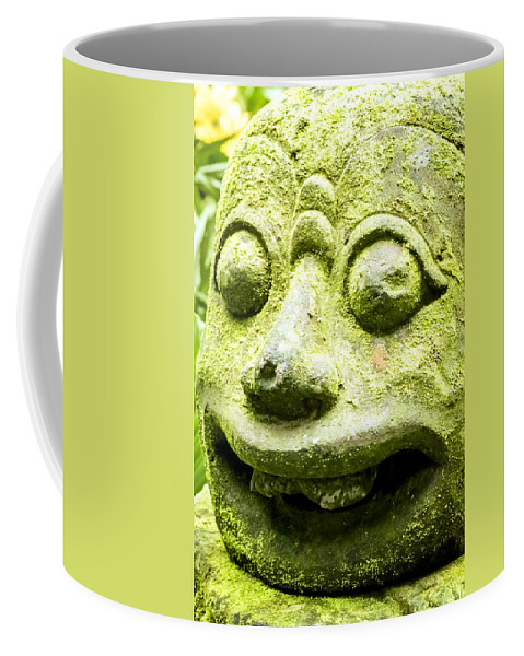 African Culture Coffee Mug featuring the photograph Ancient Artifacts 1 by Jijo George