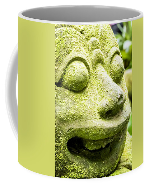 African Culture Coffee Mug featuring the photograph Ancient Artifacts 2 by Jijo George