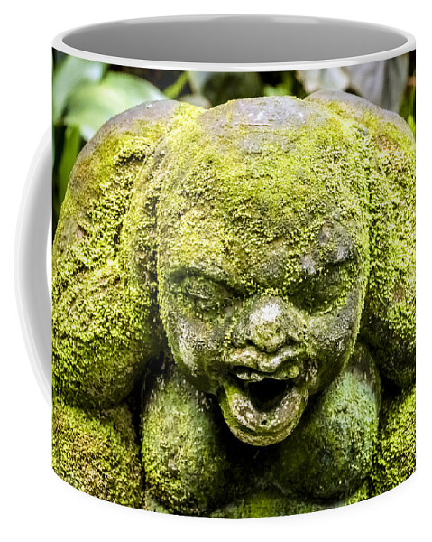 African Culture Coffee Mug featuring the photograph Ancient Artifacts 3 by Jijo George