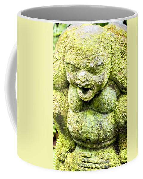 African Culture Coffee Mug featuring the photograph Ancient Artifacts 4 by Jijo George