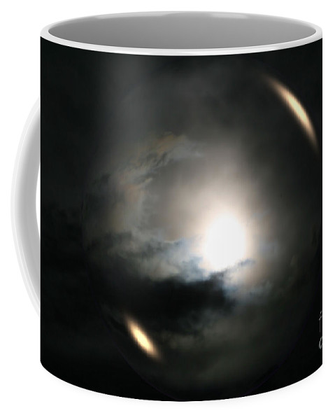 Ancient Spirit Coffee Mug featuring the photograph Ancient Spirit by Sharon Mau