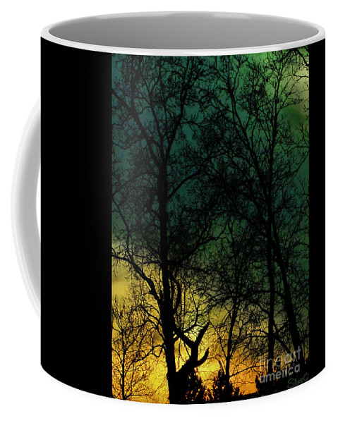 Sunset Coffee Mug featuring the photograph And Then I Did by September Stone