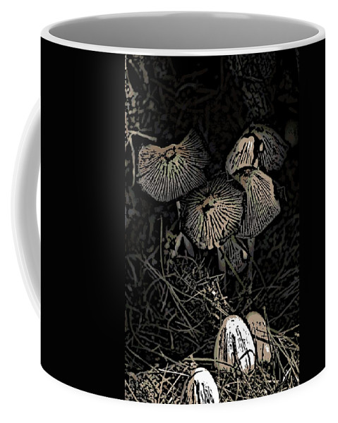 Digital Photograph Coffee Mug featuring the photograph And Your Mind Begins To Grow by David Lane