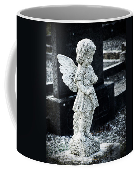 Ireland Coffee Mug featuring the photograph Angel In Roscommon No 3 by Teresa Mucha