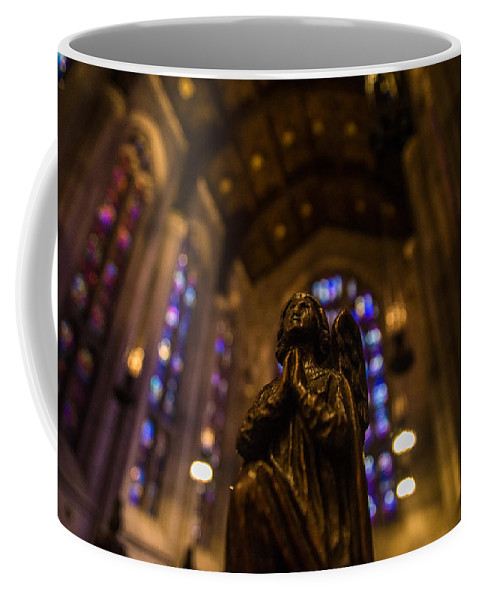 Pennsylvania Coffee Mug featuring the photograph Angel by Kristopher Schoenleber