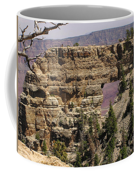 Grand Canyon Coffee Mug featuring the photograph Angel by Louise Magno