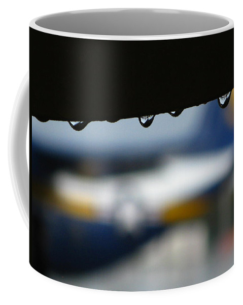 Droplets Coffee Mug featuring the photograph Angel's Tears by Bill Tomsa