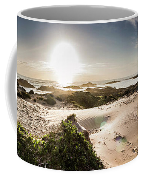 Australia Coffee Mug featuring the photograph Another Beach Sunset by Jorgo Photography - Wall Art Gallery