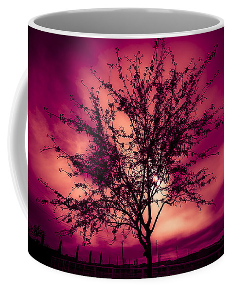 Coffee Mug featuring the photograph Another Day by James Busse