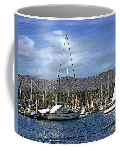 Ocean Coffee Mug featuring the photograph Another Sunny Day by Kurt Van Wagner