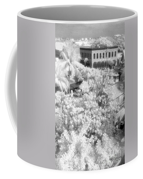 Key West Coffee Mug featuring the photograph Another View by Richard Rizzo