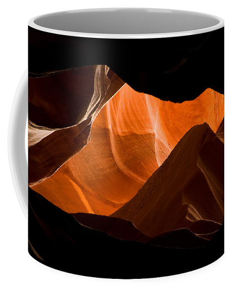 3scape Photos Coffee Mug featuring the photograph Antelope No 2 by Adam Romanowicz
