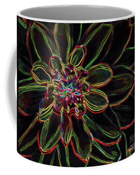 Fine Art Photography Coffee Mug featuring the photograph Arabian Nights by Patricia Griffin Brett