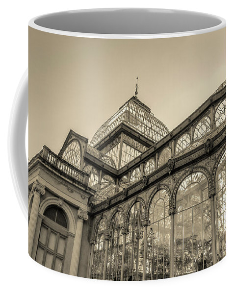 Photography Coffee Mug featuring the photograph Architecture For The Light by Ignacio Leal Orozco