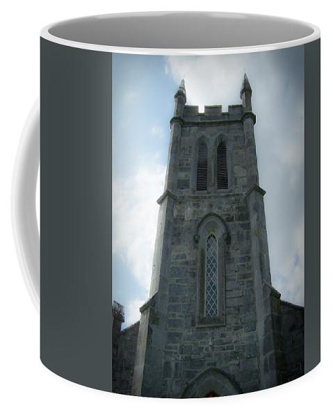Irish Coffee Mug featuring the photograph Ardcroney Church County Clare Ireland by Teresa Mucha