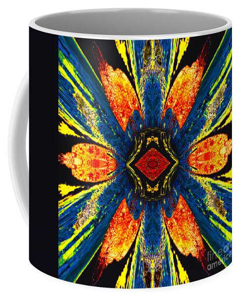 Angel Coffee Mug featuring the digital art Arion by Raymel Garcia