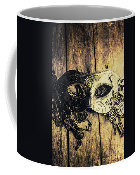 Old Coffee Mug featuring the photograph Aristocratic Social Affairs by Jorgo Photography - Wall Art Gallery