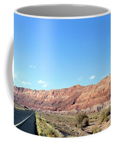 Arizona Coffee Mug featuring the photograph Arizona 17 by Will Borden