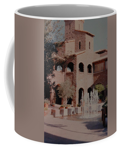 Arizona Coffee Mug featuring the photograph Arizona Water by Rob Hans
