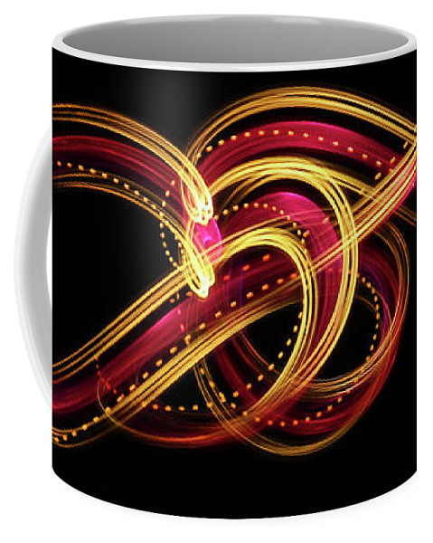 2018 February Coffee Mug featuring the photograph Tic 20180226-7792 by The Illuminated Canvas