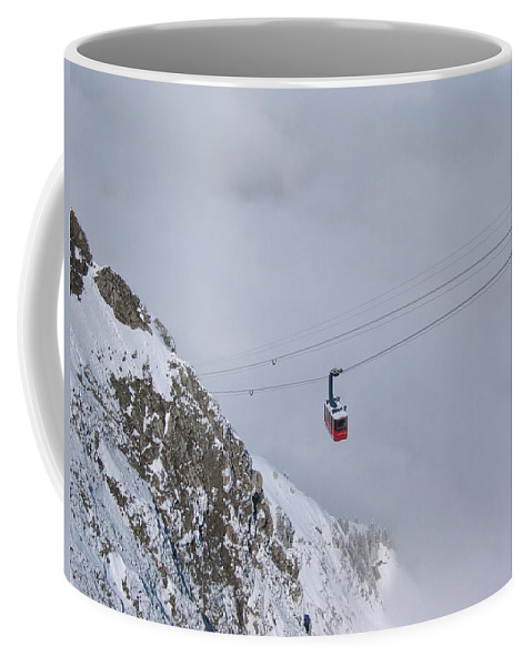 Landscape Coffee Mug featuring the photograph Ascension by Dylan Punke