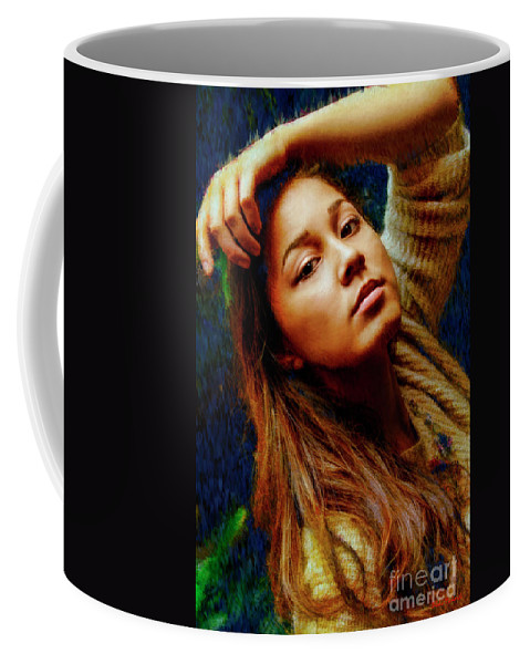 Asia Demarre Coffee Mug featuring the photograph Asia Demarre by Blake Richards