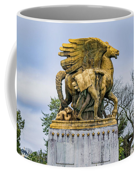 And Coffee Mug featuring the photograph Aspiration And Literature by Cityscape Photography