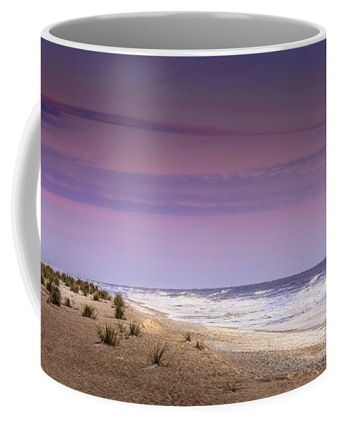 Clouds Coffee Mug featuring the photograph Atlantic Morning by Marvin Spates