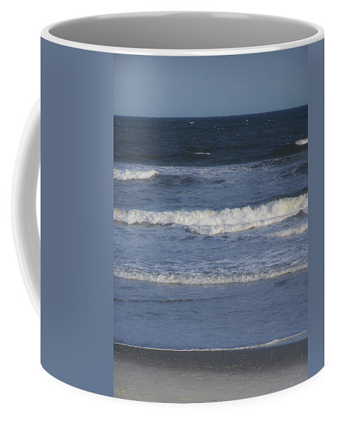 Atlantic Coffee Mug featuring the photograph Atlantic Ocean Gradient by Teresa Mucha
