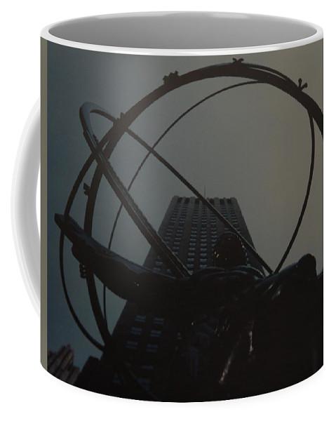 Atlas Coffee Mug featuring the photograph Atlas by Rob Hans