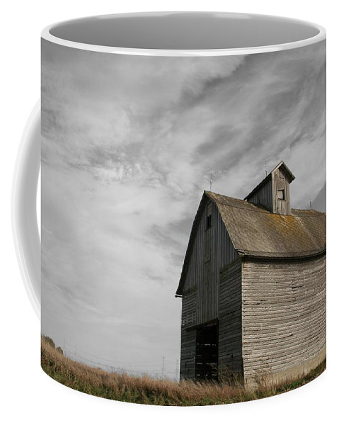 Landscape Coffee Mug featuring the photograph Austerity by Dylan Punke