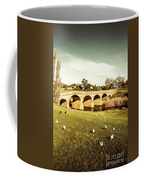 Bridge Coffee Mug featuring the photograph Australian Bridges by Jorgo Photography - Wall Art Gallery