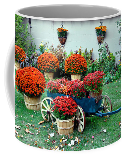 Mums Coffee Mug featuring the photograph Autumn by Brittany Horton