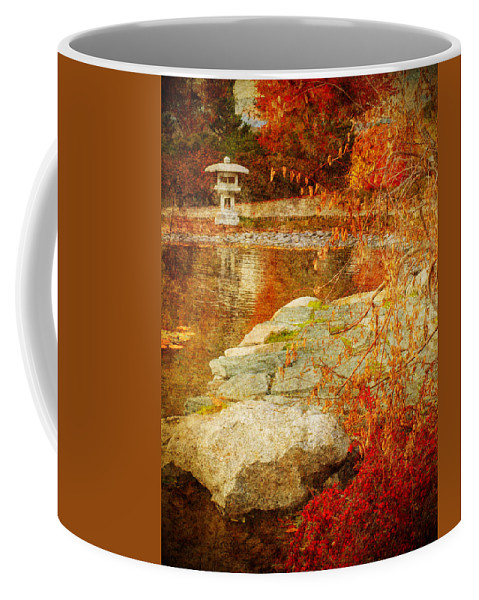 Autumn Coffee Mug featuring the photograph Autumn In The Gardens by Tara Turner