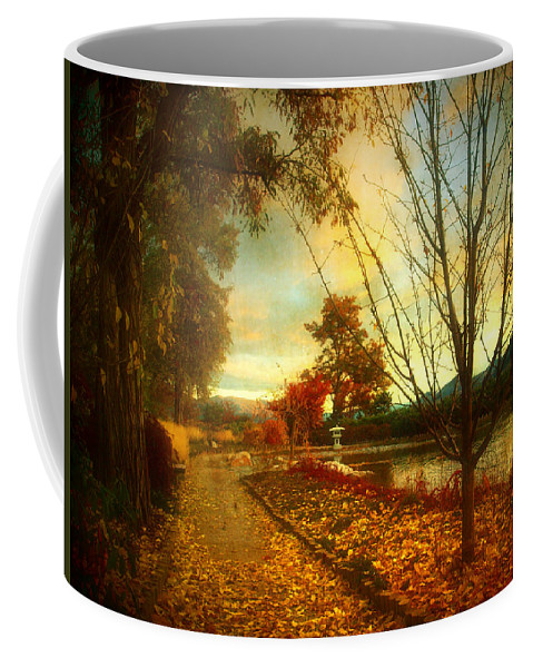 Autumn Coffee Mug featuring the photograph Autumn Magic by Tara Turner