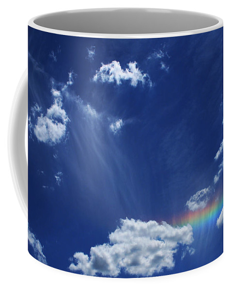 Nature Coffee Mug featuring the photograph Awaken by Linda Sannuti