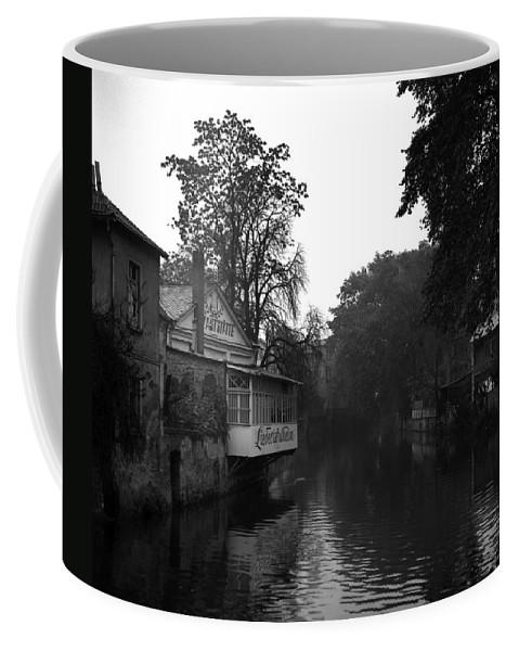 Coffee Mug featuring the photograph Bad Kreuznach 10 by Lee Santa