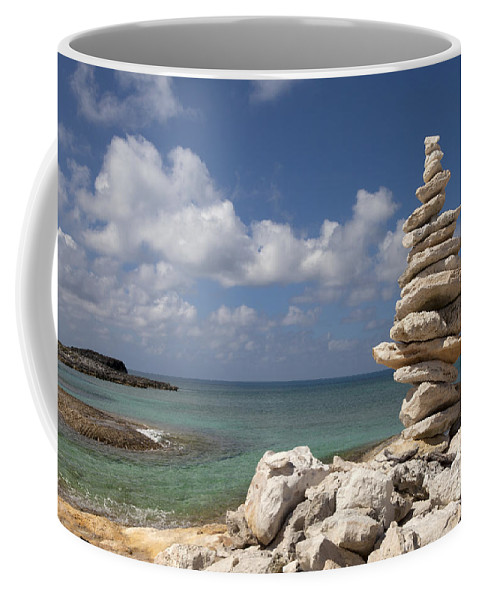 Arrangement Coffee Mug featuring the photograph Balance by Anthony Totah