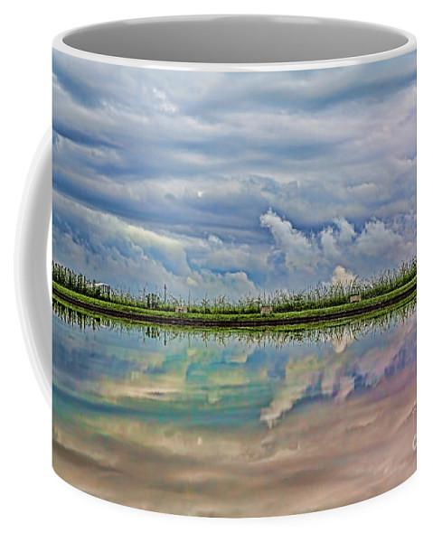 Reflection Coffee Mug featuring the photograph Balance by Casper Cammeraat