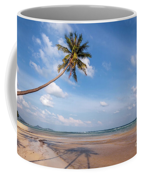 Thailand Coffee Mug featuring the photograph Ban Harn Beach by Adrian Evans