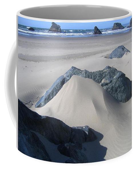 Bandon Coffee Mug featuring the photograph Bandon 15 by Will Borden