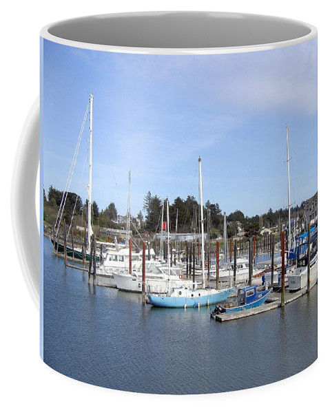 Bandon Coffee Mug featuring the photograph Bandon 19 by Will Borden