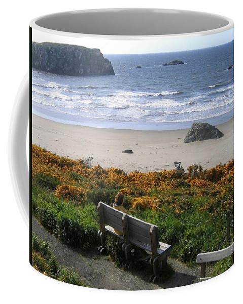 Bandon Coffee Mug featuring the photograph Bandon 6 by Will Borden
