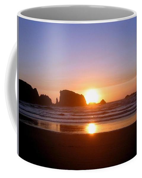 Bandon Coffee Mug featuring the photograph Bandon 7 by Will Borden