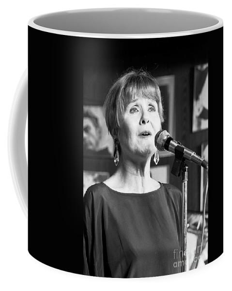 Barbara Ann Lecocq Coffee Mug featuring the photograph Barbara Lea, Jazz Vocalist by The Harrington Collection