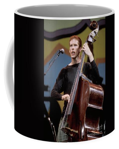 Jim Creeggan Coffee Mug featuring the photograph Bare Naked Ladies Jim Creeggan by Concert Photos