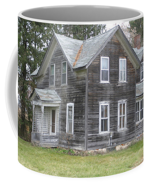 Barns Coffee Mug featuring the photograph Barn Wood by Bjorn Sjogren