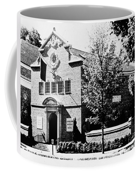 1960 Coffee Mug featuring the photograph Baseball Hall Of Fame by Granger