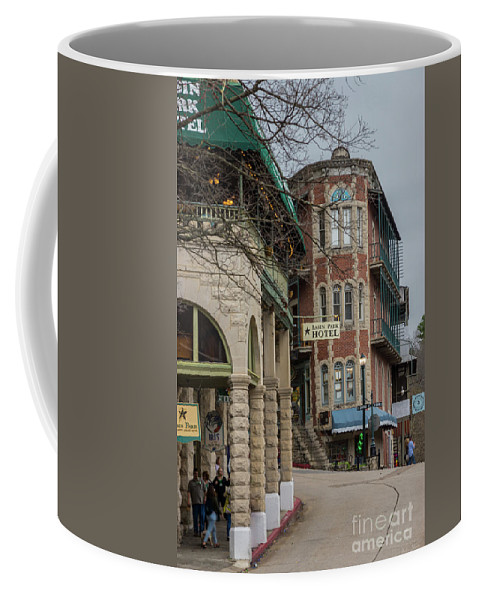 America Coffee Mug featuring the photograph Basin Park And Flatiron Flats by Jennifer White